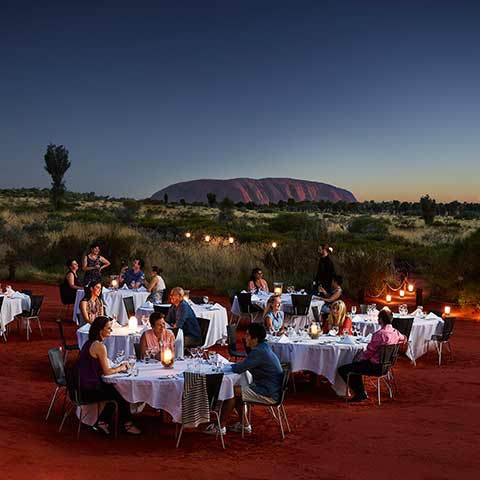 Sound of Silence – Ayers Rock resort