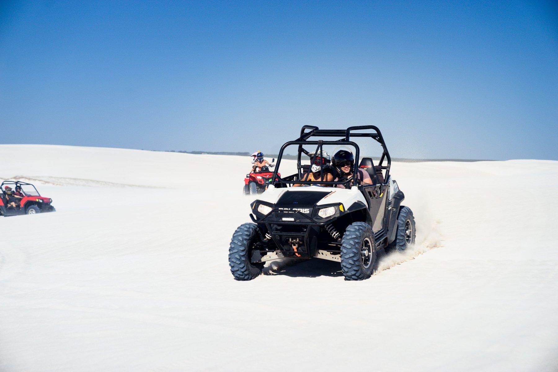Ride the Sand Dunes in Lancelin