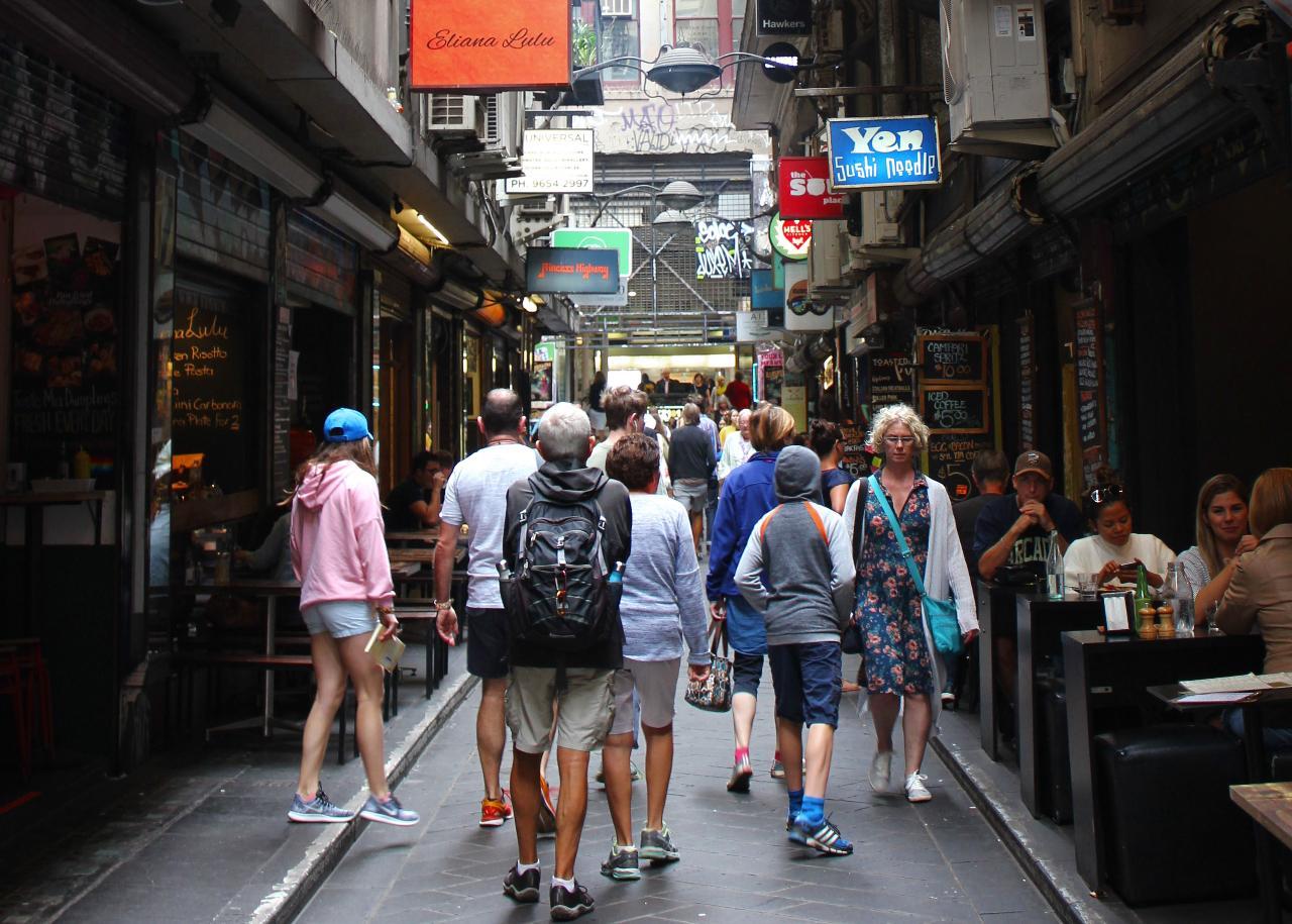 Melbourne Foodie Trail
