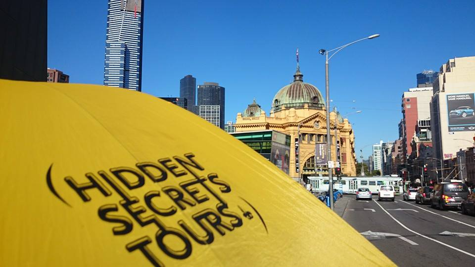 Wander Melbourne's laneways & arcades