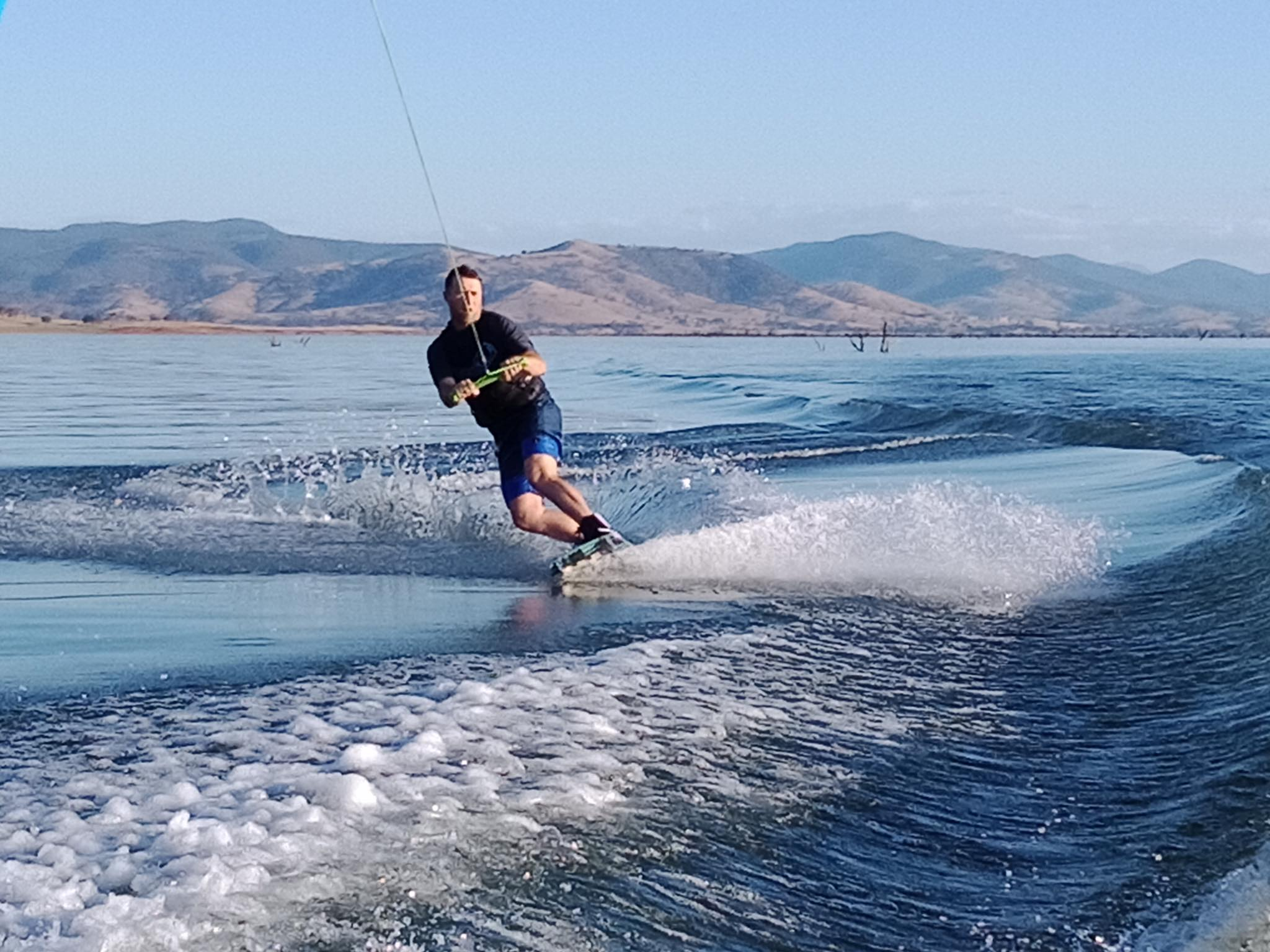 Learn to Wakeboard or Water-Ski