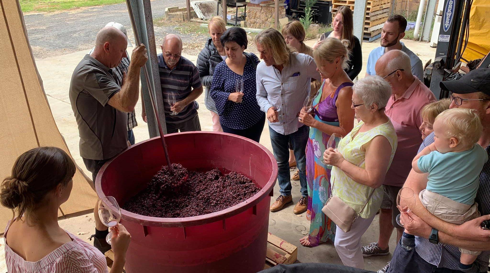 Wine Tasting in Margaret River